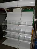 Стеллаж кондитерский 1,60 м.б/у., стеллаж для кодитерских изделий б.у, фото 5