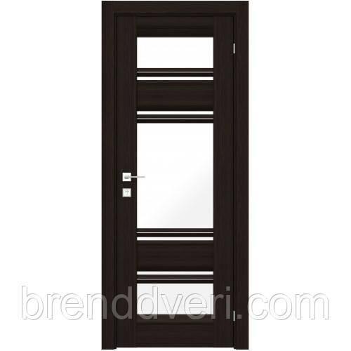 Двери Родос Модель Donna со стеклом