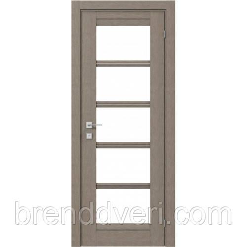 Двери межкомнатные Родос Ferrari со стеклом