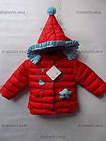 """Куртка на девочку (2-5 лет)  """"Wind"""" купить оптом недорого прямой поставщик LB-1165"""