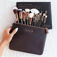 Набор кистей для макияжа Zoeva Rose Golden Complete Set (копия)