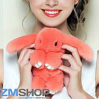 """Мягкая игрушка, брелок-кролик """"18"""" (искусственный мех), фото 1"""