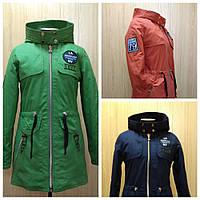 Куртка парка деми женская 42-52, доставка по Украине