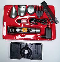 Brown MP-5580 (km580a) 7в1, машинка для стрижки триммер бритва (Kemei MP-5580/km580a)