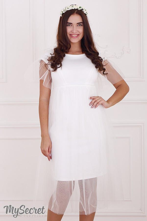 b8a30dc4d5bc Платье для беременных и кормящих мам DOROTIE - Интернет - магазин