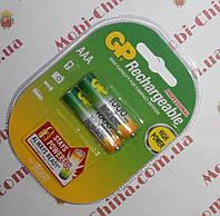 Аккумулятор GP 1000mAh HR03 AAA NiMN Rechargeable R-03