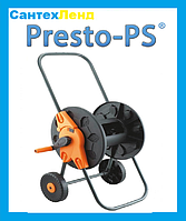 Катушка  для поливочного шланга с колесами  Presto-PS 3701