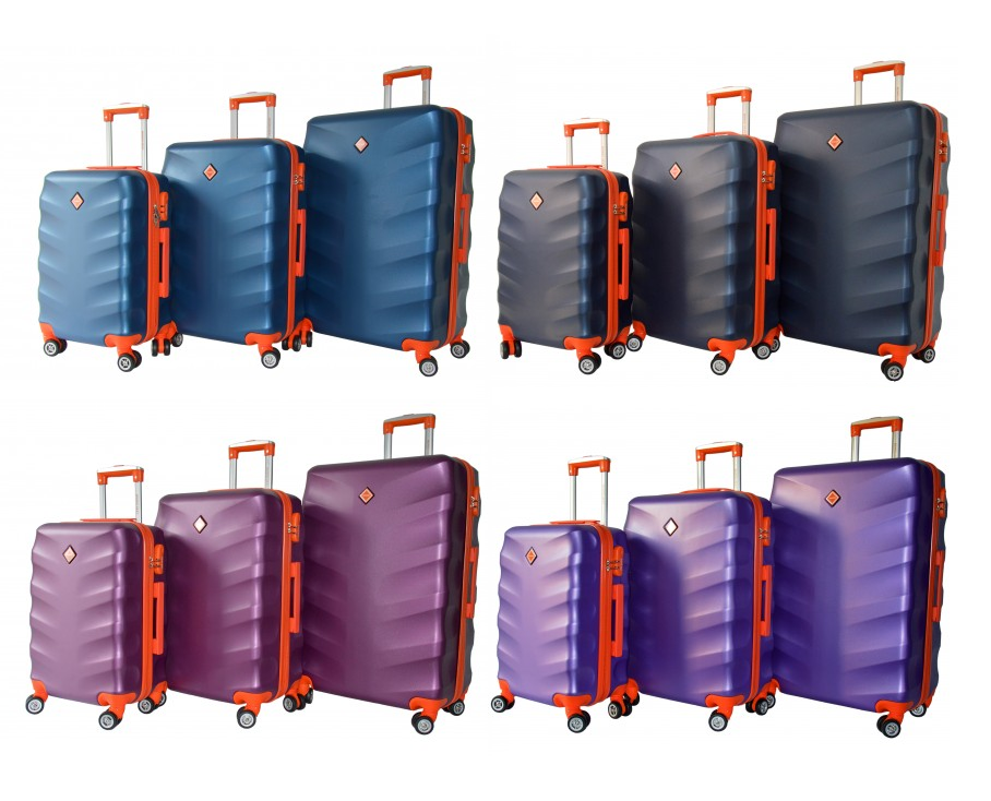 4b0696a89903 Дорожный чемодан Bonro Next на колесах набор 3 штуки: продажа, цена ...