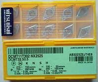DCMT11T302 NX2525 MITSUBISHI пластины твердосплавные сменные