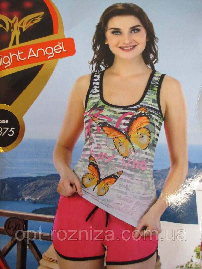 a56199033285a Турецкие пижамы майка с шортами. - Оптом и в Розницу в Хмельницком