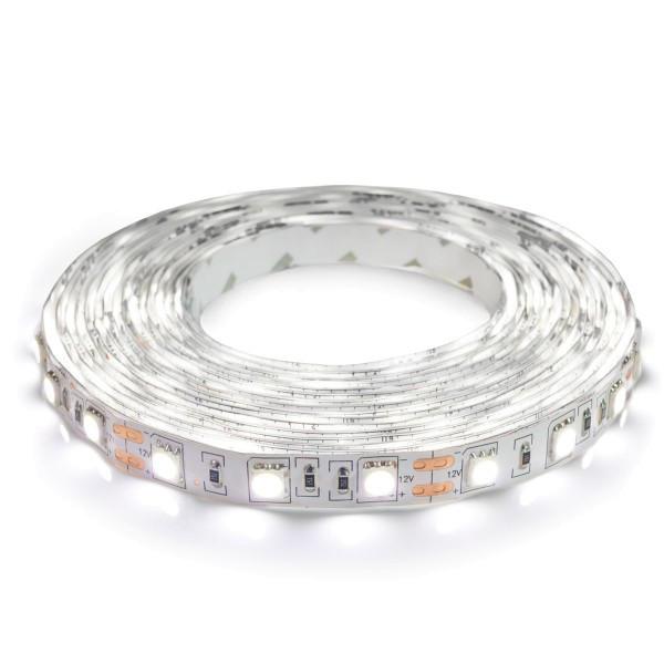 Светодиодная лента LED Biom 5050-60 IP20 холодный белый, негерметичная, 1м
