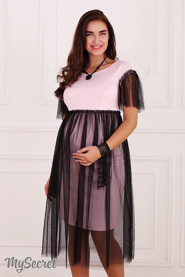 Платье для беременных и кормящих мам DOROTIE
