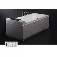 Гидромассажная ванна Grandehome WB215C левая, 1700х790х730 мм
