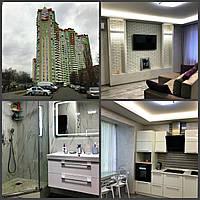 Без комісії, продам 2 кімнатну 70м, ремонт, Донця 2а, парк Відрадний (Мамаєва Слобода), НАУ