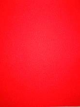 Фетр цвет алый 25смХ25см однотонный