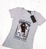 Женская футболка Philipp Plein