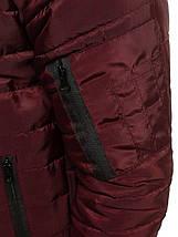 Куртка мужская весна\осень (красн), фото 3
