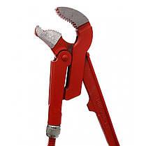 Гидравлический разводной ключ для труб тип: S - Шведский KD10222, фото 3