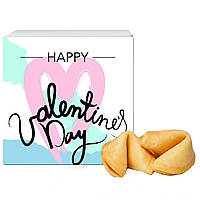 Печенье с предсказаниями VALENTINE'S DAY, фото 1
