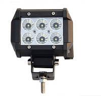 Светодиодная фара дополнительного света Allpin 18W