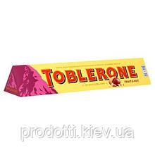 Шоколад Toblerone молочний з родзинками 100г