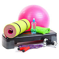 Оборудование и аксессуары для фитнеса
