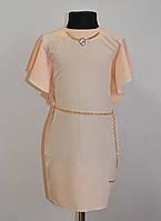 Оригинальное детское платье для девочек от 7 до 12 лет