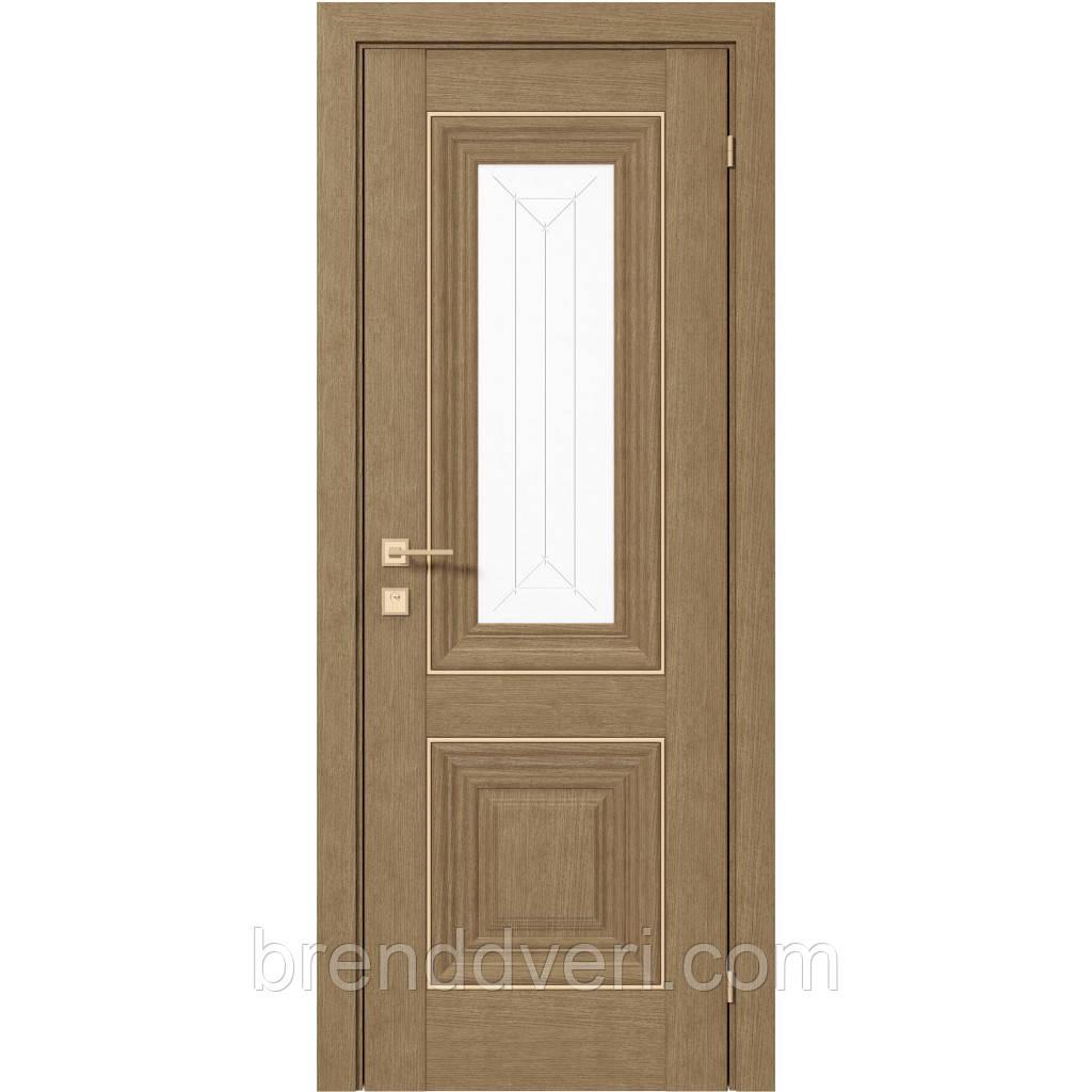 Двери Родос Модель Esmi со стеклом