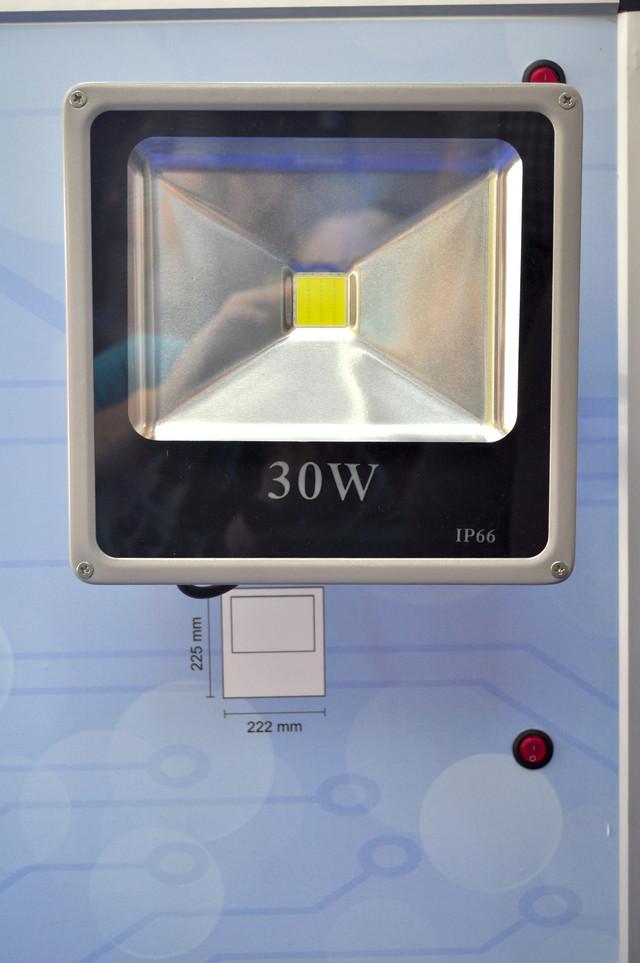 Светодиодный прожектор LED (30 Вт) Bellson фото