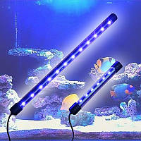Светильник для аквариума T4-40 LED 6вт 37см  IP68