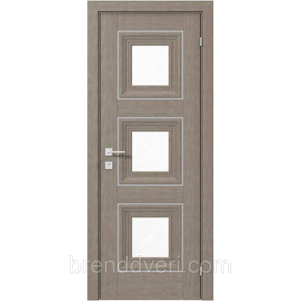 Двери Родос Модель Irida со стеклом