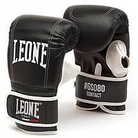 Снарядные перчатки LEONE contact blac M