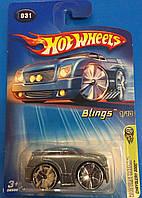 Базовая машинка Hot Wheels Chrysler 300C