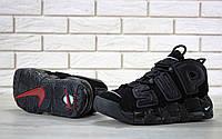 """Кроссовки Supreme x Nike Air More Uptempo """"Suptempo"""" (реплика), фото 1"""
