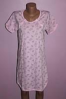 """Ночная рубашка для кормления грудью """"Кнопка"""""""