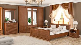 Модульна спальня Людовік Меблі Сервіс