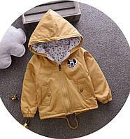 Куртка Микки молния (кор) 110