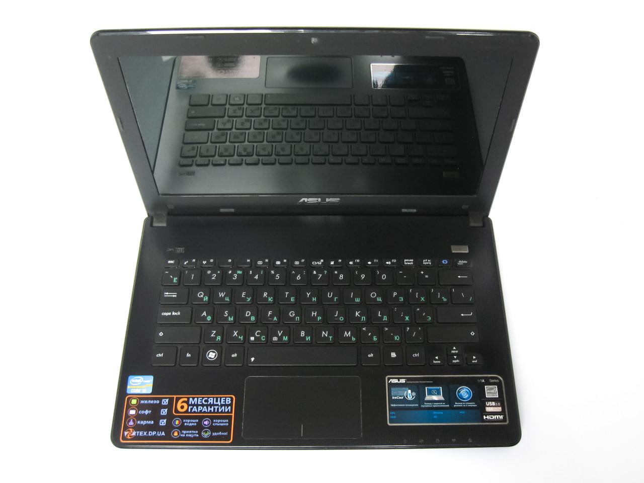 Ноутбук Asus X301A 13.3(1366x768) / Intel Core i3-3110M (2x2.4GHz) / I