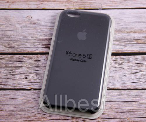 ОРИГИНАЛ! Чехол Apple Silicone Case iPhone 6/6s для телефона / айфона