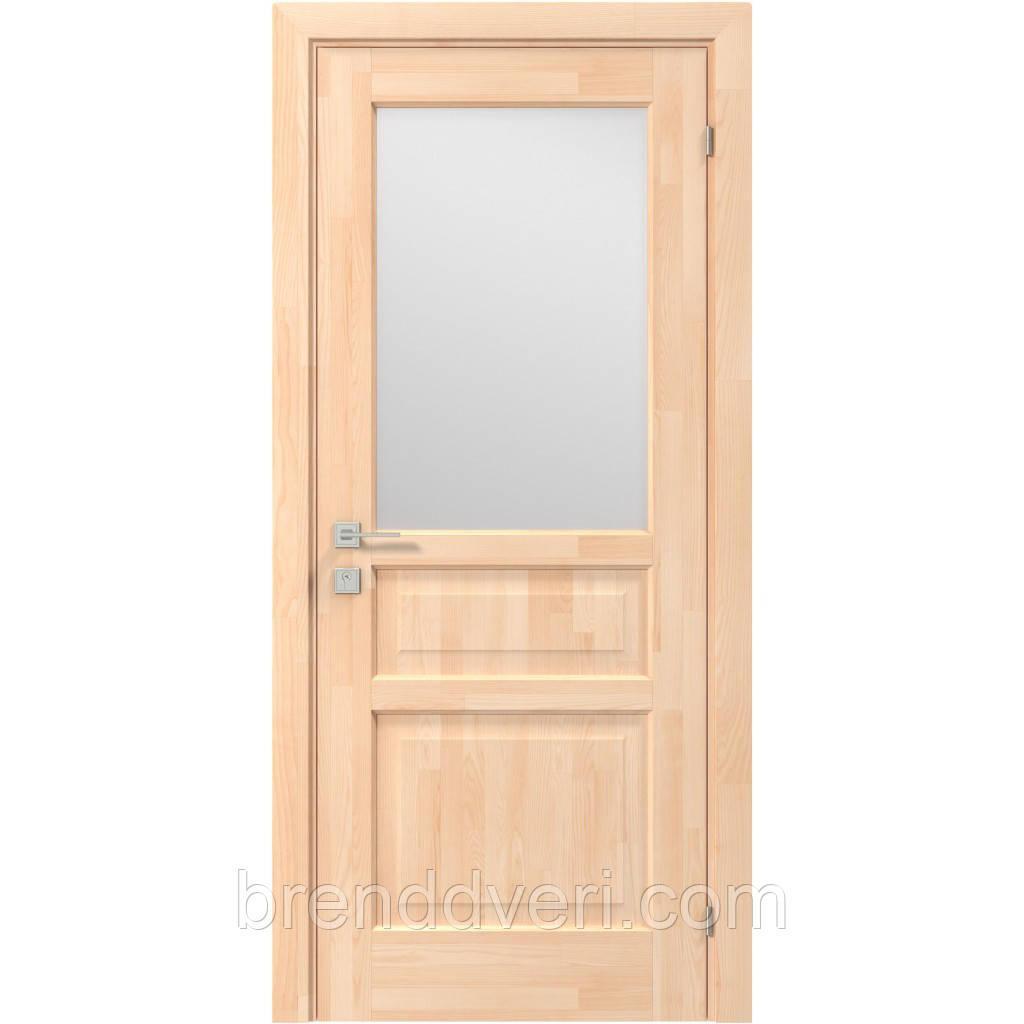 Двери Родос Модель Praktic со стеклом
