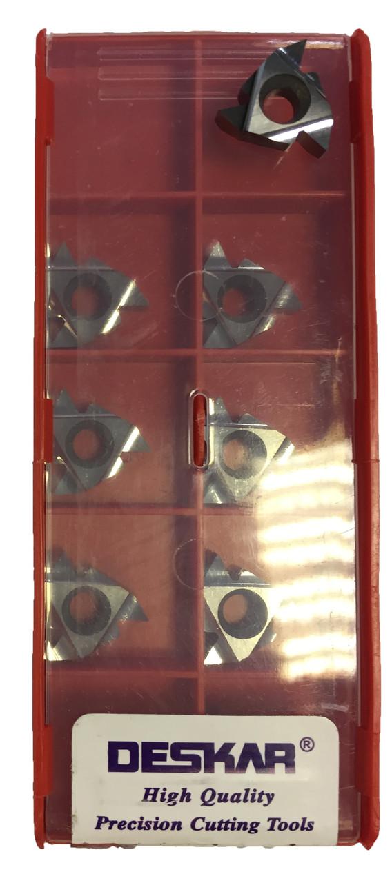 Пластина для нарезки наружной резьбы 16ER AG 55 K15