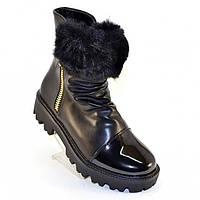 Мягкие детские ботинки