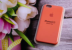 ОРИГИНАЛ! Чехол Apple Silicone Case iPhone 6/6s для телефона / айфона