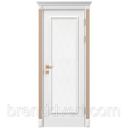 Двери Родос Модель Asti со стеклом