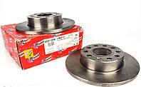 Тормозной диск задний FERODO DDF1276