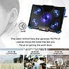 Охлаждающая подставка для ноутбука Promate AirBase-2  - Фото
