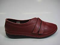 Кожаные женские туфли ТМ Inblu