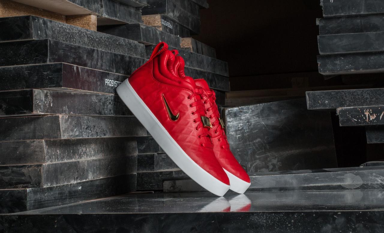 "Кроссовки Nike Tiempo Vetta 17 ""Red/Gold/White"""