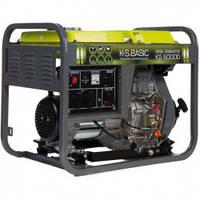 Дизельный генератор Konner&Sohnen Basikc KS 6000D (5 кВт)