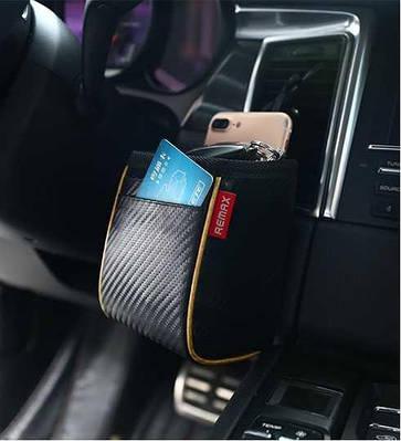 Автомобильный держатель-сумка Remax Storage Bag CS-02